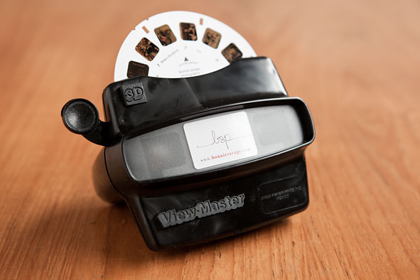 Viewmaster with reel