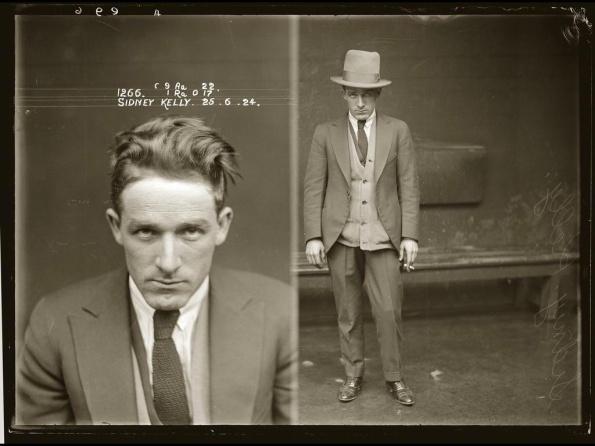 Sidney Kelly circa 1920's
