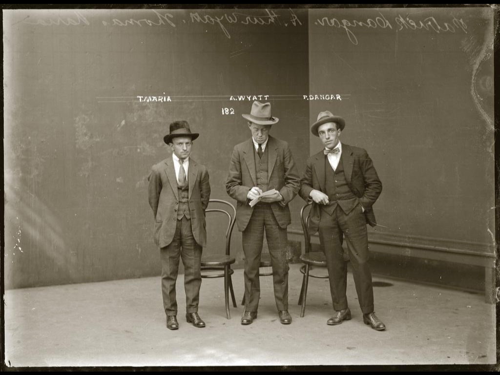 gangsterism in the 1920s