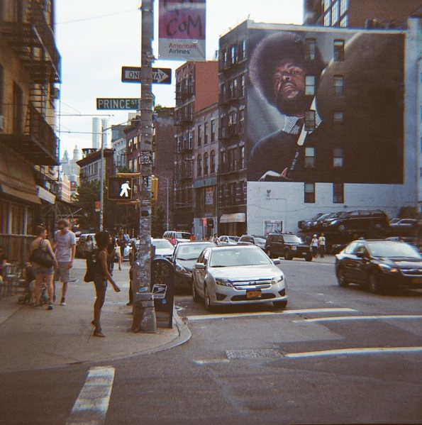 Streets of New York, Questlove
