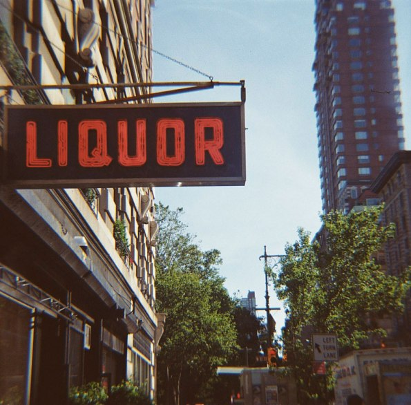 Liquor Store in New York
